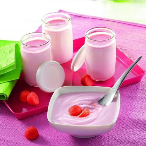 une recette de yaourt maison r aliser avec une yaourti re. Black Bedroom Furniture Sets. Home Design Ideas