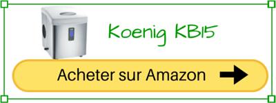 acheter koenig kb15 pas chere