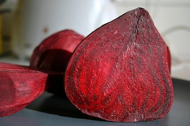 jus de betterave rouge