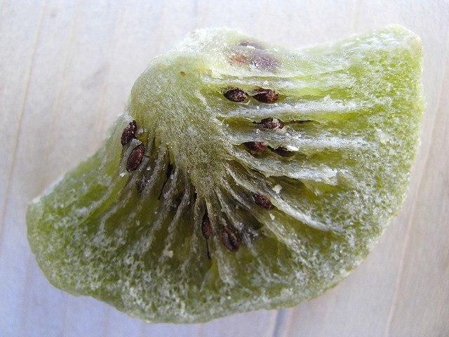 kiwi déshydraté