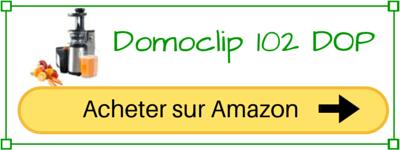 Acheter Domoclip Premium 102 DOP pas cher