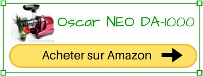 Acheter oscar neo DA 1000 pas cher