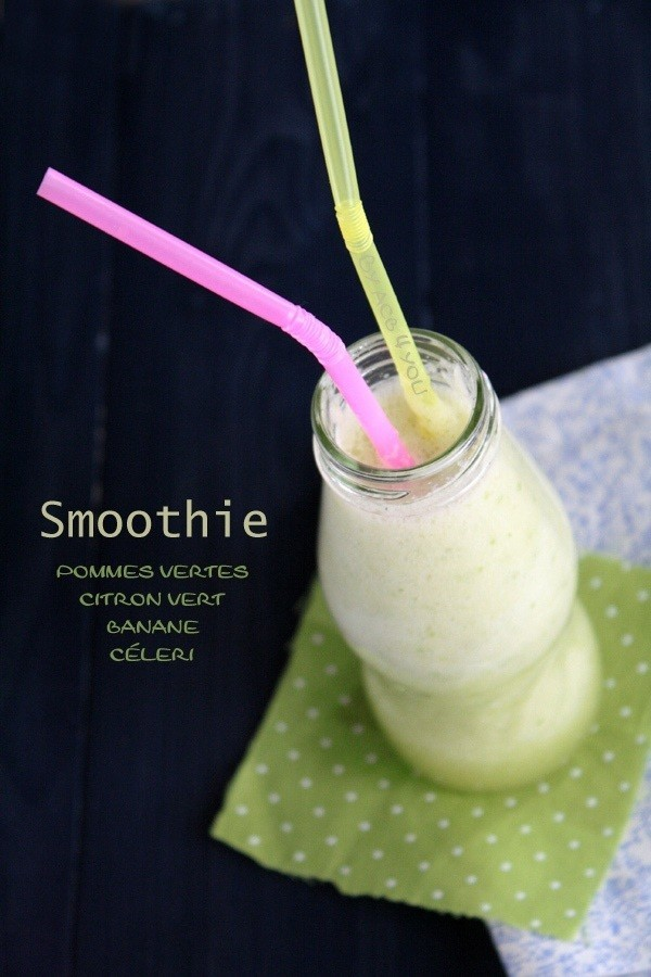 recette smoothie byacb4you