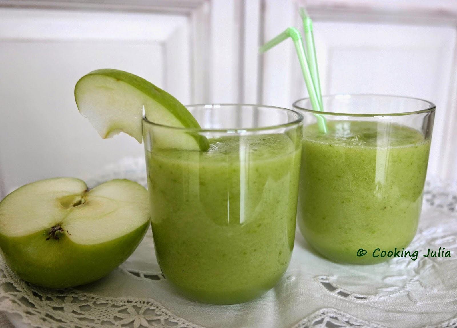 recette smoothie cookingjulia