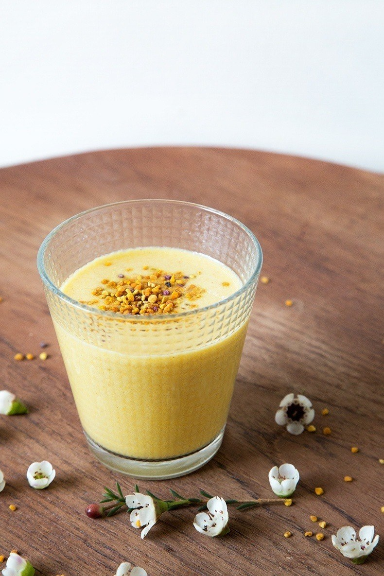 recette smoothie mamie boude