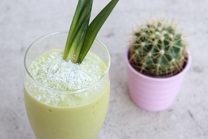 recette smoothie mangoetsalt