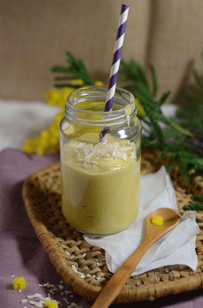 recette smoothie tangerine zest