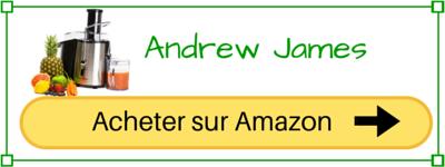 Centrifugeuse Andrew James pas chere