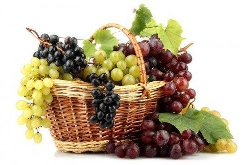 cure detox monodiete raisin