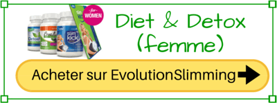 Acheter Diet Detox Bundle Evolution Slimming women