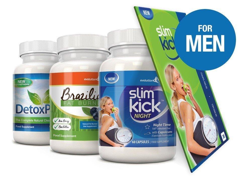 Diet Detox Bundle Evolution Slimming men