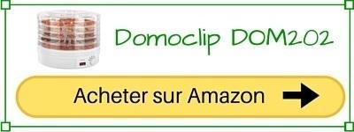 Acheter déshydrateur Domoclip pas cher