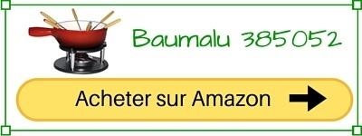 acheter appareil a fondue pas cher Baumalu
