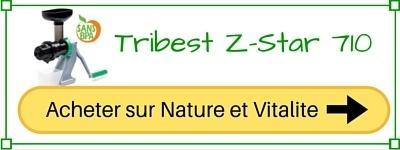 Modele manuel Tribest