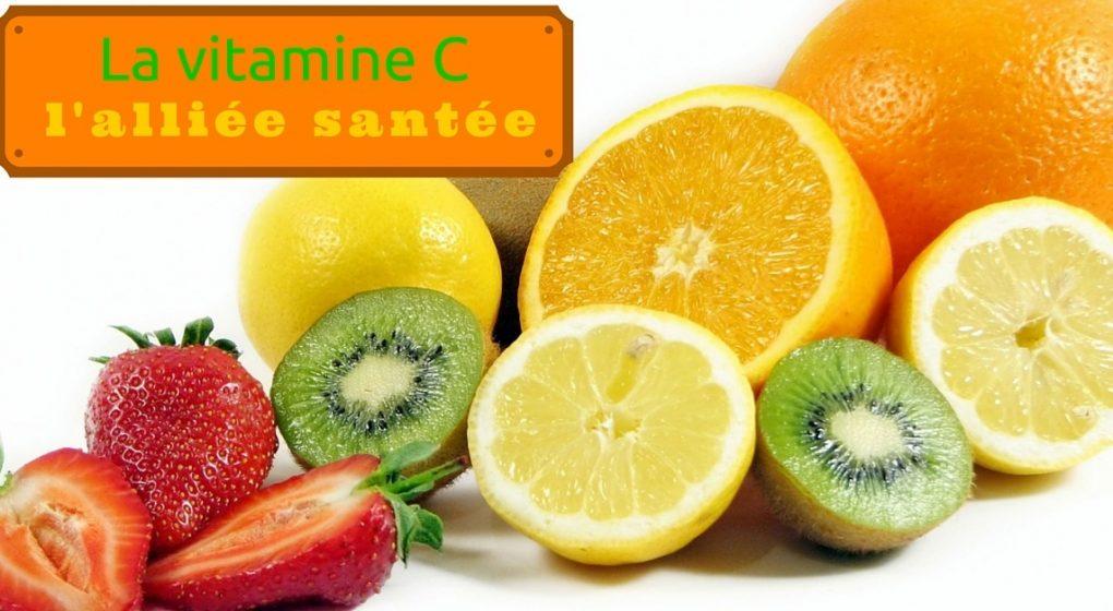 vitamine c alliee santee