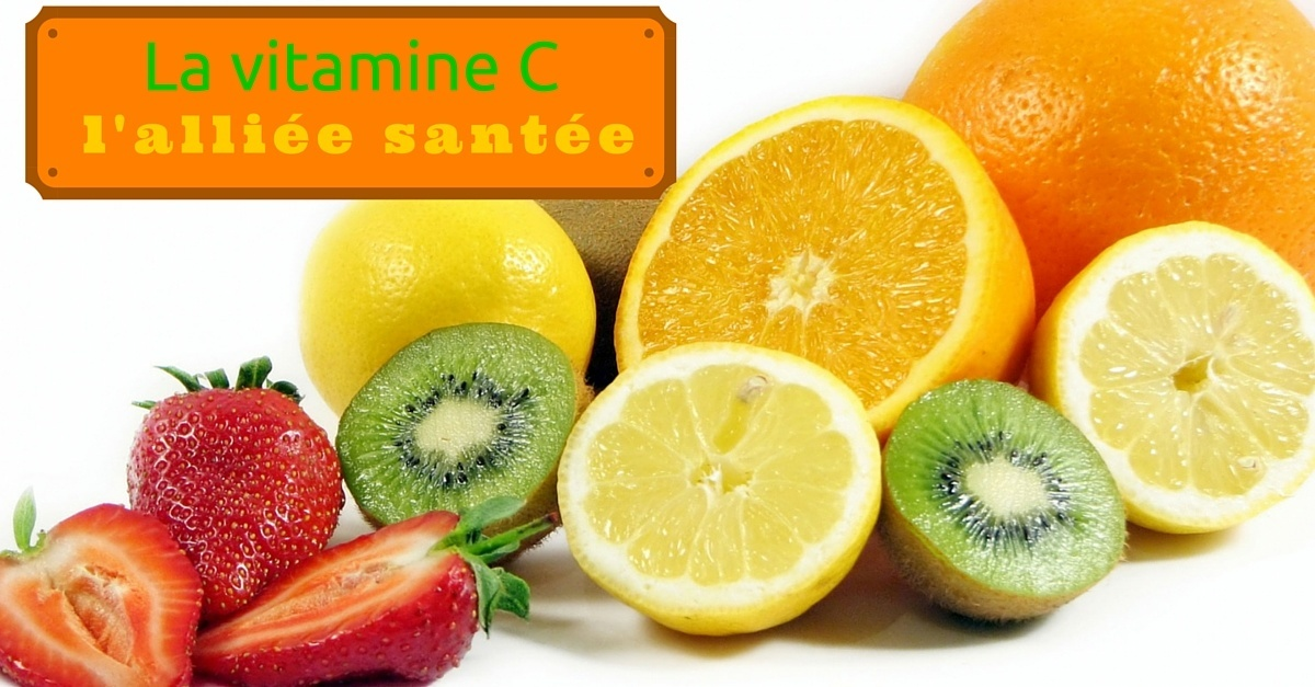 vitamine c alliee santee