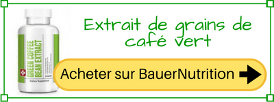 green coffee pas cher