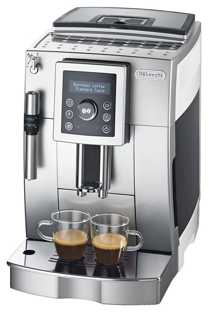 Machine caf delonghi cafeti re combin e ou automatique for Machine a cafe que choisir