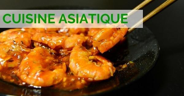 cuisine asiatique saine